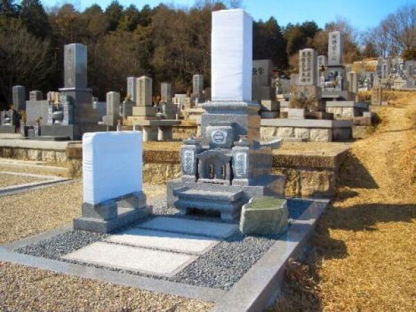 岐阜県恵那市新規墓石工事 磯村様_メイン画像